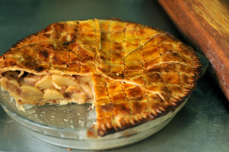 Apple Pie by Tigun Wibisana
