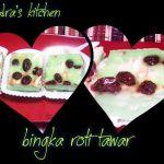 Bingka Roti Tawar Pandan By Meitiara Chandrasari
