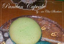 Bolu Pandan Santan Cupcake by Cincha Sheehan
