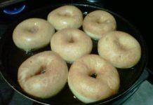 Donut Gendut si Beruang Biru Sriboga By Titiek Es