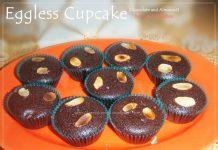 Eggless Cupcake by cinCha Sheehan