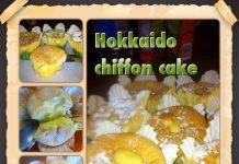 Hokkaido Chiffon Cupcake by Ida Hariyadi