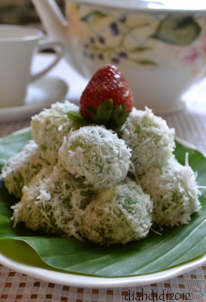 Klepon Singkong by Diah Didi