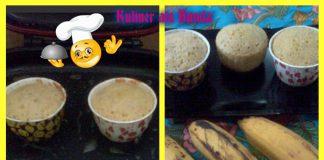 Muffin Banana Happycall by Rika Khairunnisah