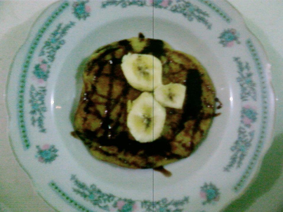 Pancake Labu Kuning by Evi Rahma