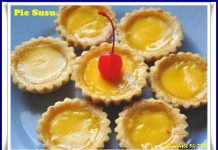 Pie Susu by Crecentia Kristyawati