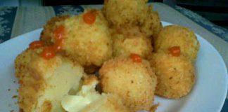 Potatoes Cheese Balls by Chef Suryo Pronto