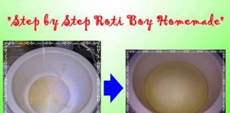 Roti Boy Homemade by cinCha Shehaan