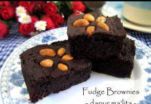 Fudge Brownies by Sri Andarini Litaningtyas