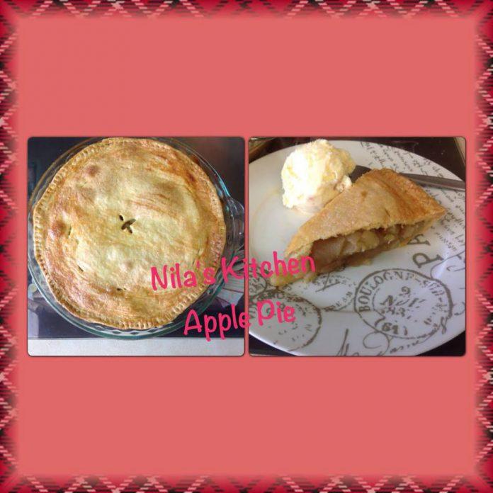 Apple Pie by Nila Suharto-Osborn