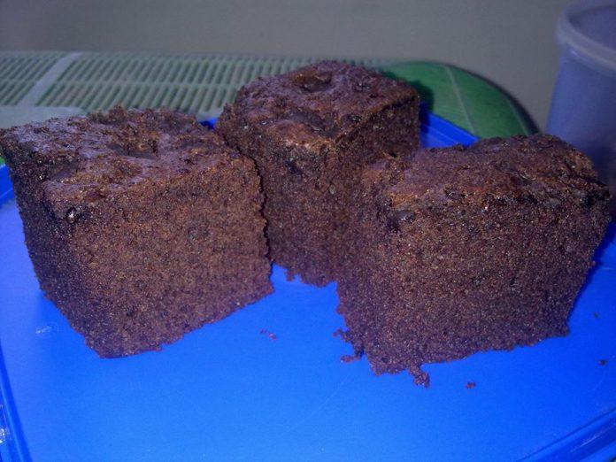Black Brownies by Cincha Sheehan