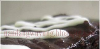 Brownies Ubi Ungu by Puji Rahayu