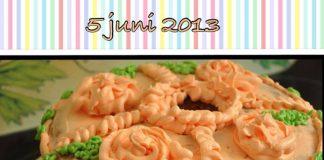 Chiffon Cake Praline by Vetrarini Leroy