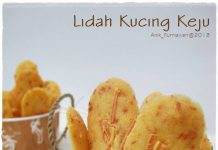 Lidah Kucing Keju by Anik Kurniawan