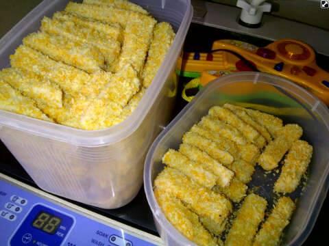 Nugget Ayam Udang by Harba R Febriasari