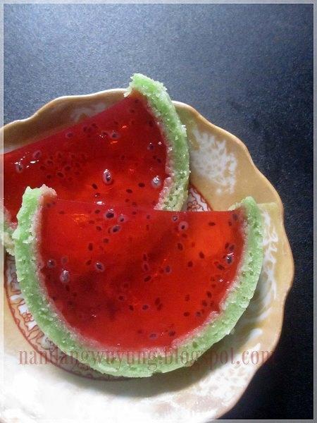 Puding Semangka by Puji Rahayu