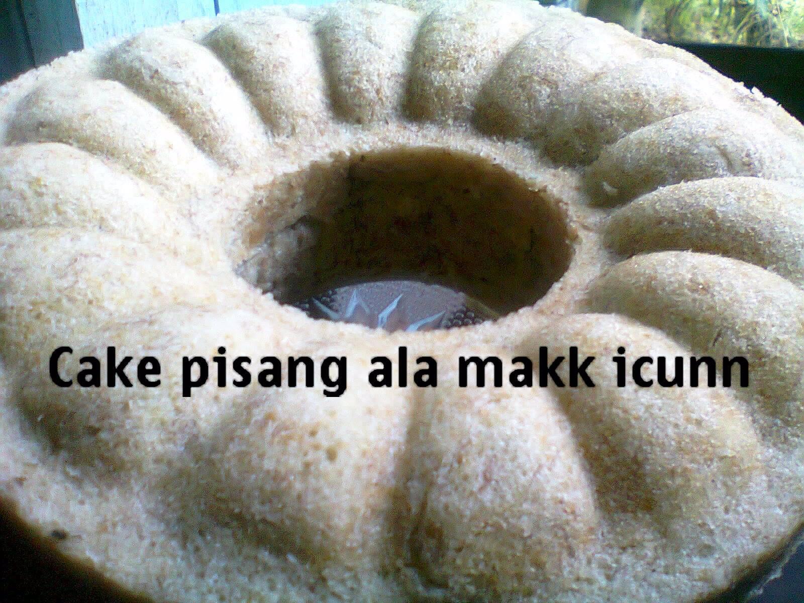 Kue Pisang Kukus by Maisun El Dabo