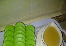 Serabi Kinca Durian by Mel B Siregar