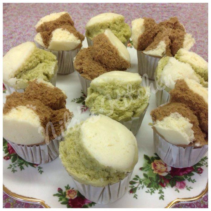 Bolu Kukus Green Tea by Nila Suharto-Osborn