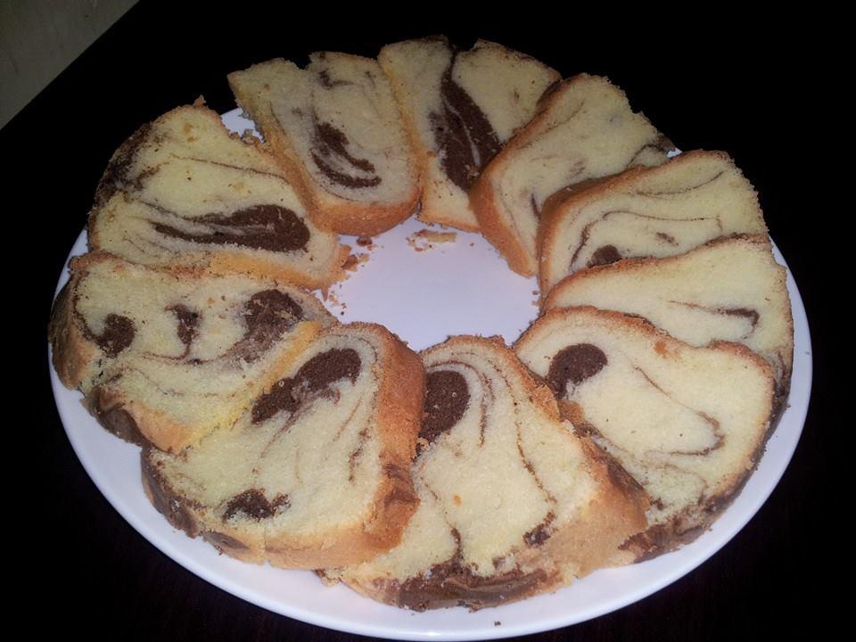 Marmer Cake by Rosmeilina Diah Mayangsari