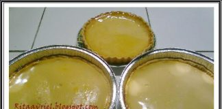 Pie Susu/ Egg Taart by Rita D'Fahry