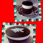 Triple Chocolate Mousse Cake by Melanie Anggraeni