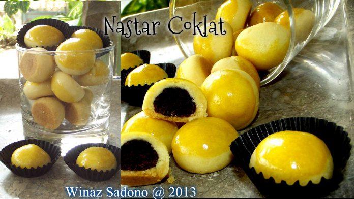 Nastar Coklat by Winaz Sadono