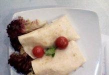 Salmon Tortila with Dabu-Dabu Mangga by Dian Sukmaningsih dan Nurnisah Ola