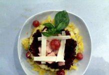 Salmon and Steamed Rice by Dian Sukmaningsih dan Nurnisah Ola