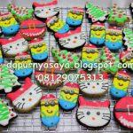 Cookies Caracter & Royal Icing by Peni Respati (Lala Vembri)