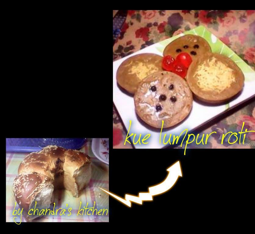 Kue Lumpur Roti by Meitiara Chandasari