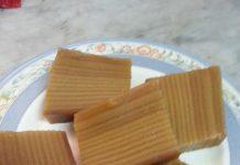 Lapis Tepung Beras Gula Merah by Sofi Bawazier