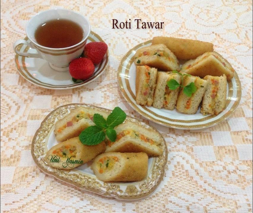 Roti Tawar Ragout by Fah Umi Yasmin