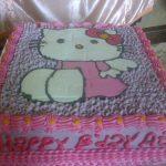 Birthday Cake Ekonomis Metode BC Transfer by Chetya