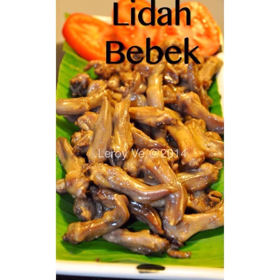 Lidah Bebek Bumbu Ngohiong by Vetrarini Leroy