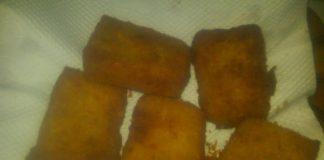 Nugget Ayam Wortel by Yanico Fernando