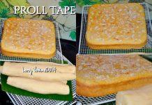 Proll Tape Almond by Vetrarini Leroy