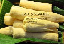 Tape Singkong by Vetrarini Leroy