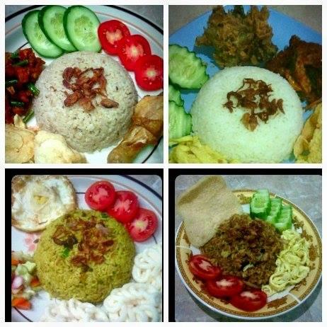 Nasi Kebuli Ayam, Nasi Uduk, Nasgor Kuning, Nasgor Rumahan by Villa Zuhirmansyah
