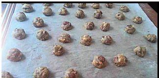 Chocolate Peanut Butter Cookies ala Ferrero Rocher by Susianne Flo S