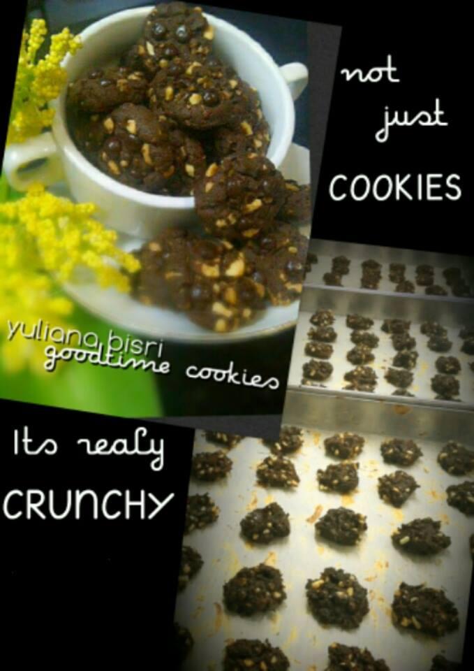 Goodtime Cookies by Yuliana Bisri