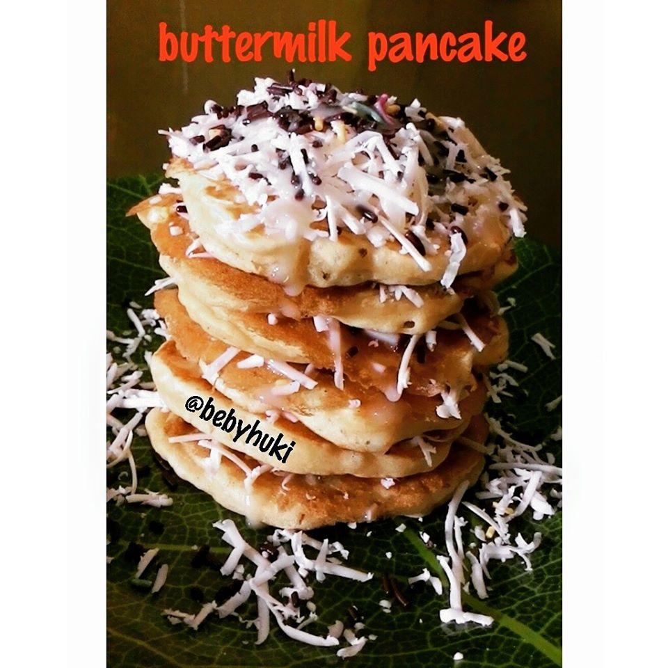 Buttermilk Pancake by Beby Huki