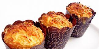 Cheese Muffin by Yiyin SwasTika