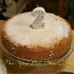Classic New York Bake Cheese Cake by Heppy Kusuma Eller