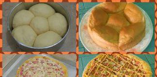 Donat Kentang/Pizza kentang/Roti Sobek Kentang by Nia Syifa 2