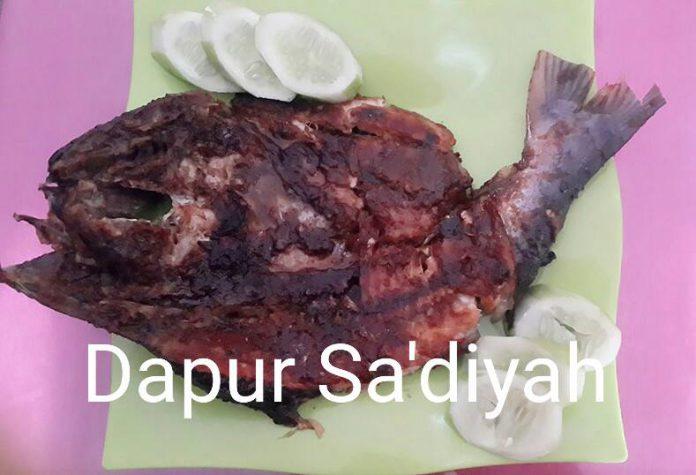 Ikan Patin Bakar Madu by Sa'diyah