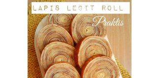 Lapis Legit Roll Praktis by Tiara Kusumawardhani