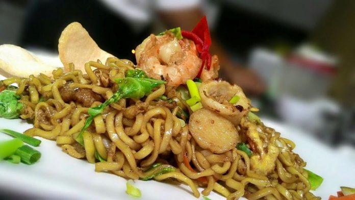 Mie Goreng Seafood by Yudha Indra Pramanto