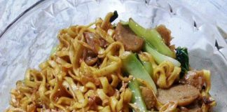 Mie Goreng by Susianne Flo S