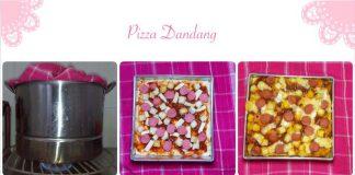 Pizza Dandang By Anisha Achiez Rachma